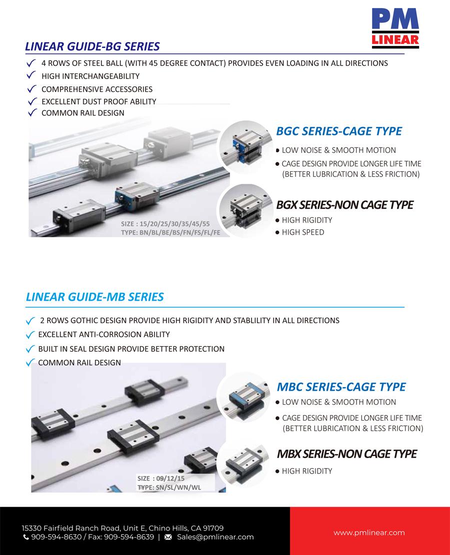 Linear Guide
